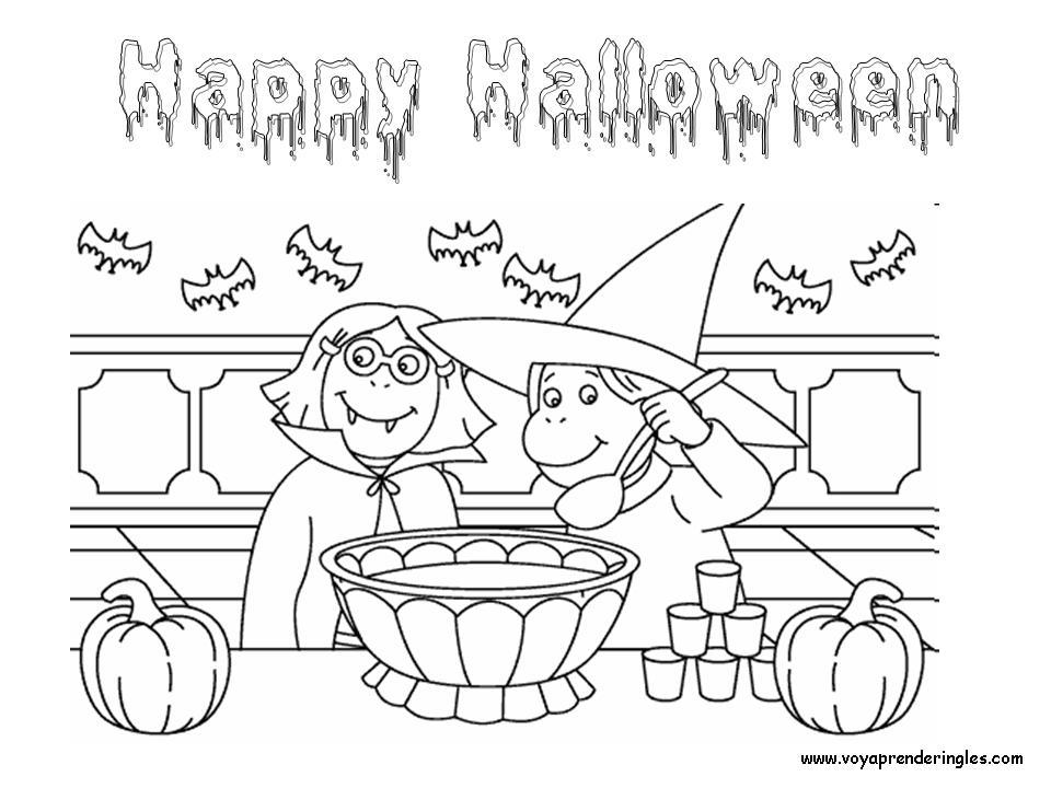 Mi clase de Primaria: Halloween is fun!