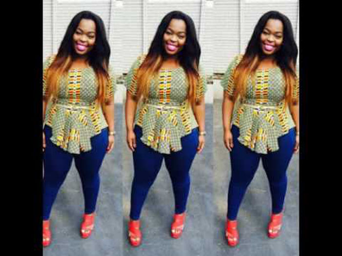 ankara blouses on jeans (3)