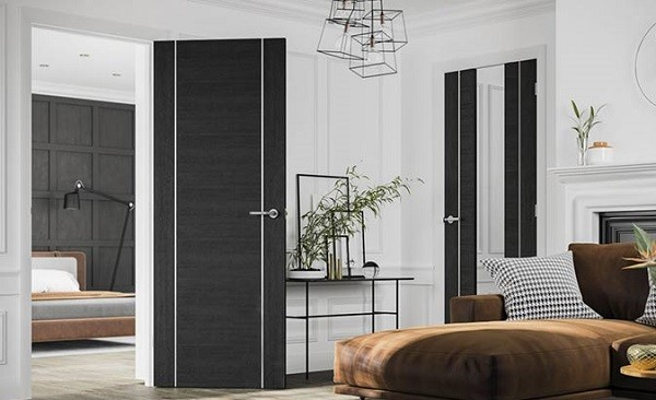 . Lastest Home Designs  Modern Door Design For Bedroom