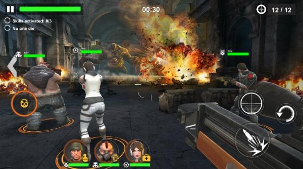 Dead Warfare Zombie Mod Apk Android