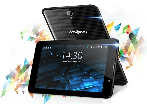 tablet advan vandroid