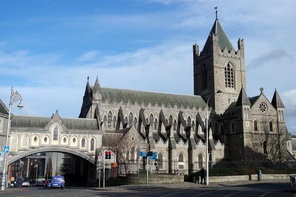dublin christ church église cathédrale