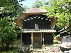 江川邸西蔵