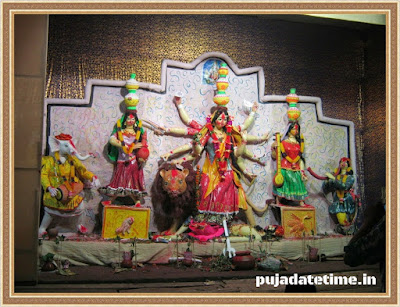 Sankat Nashini Durga Puja