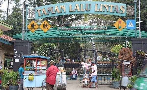 Taman Lalu Lintas - Wisata Edukasi Bandung