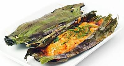 Resep Pepes Ikan Patin Non Kolesterol