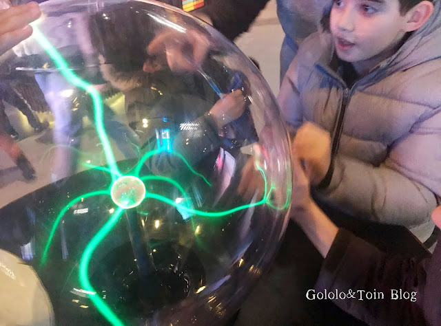 Museos par niños en Madrid: MUNCYT