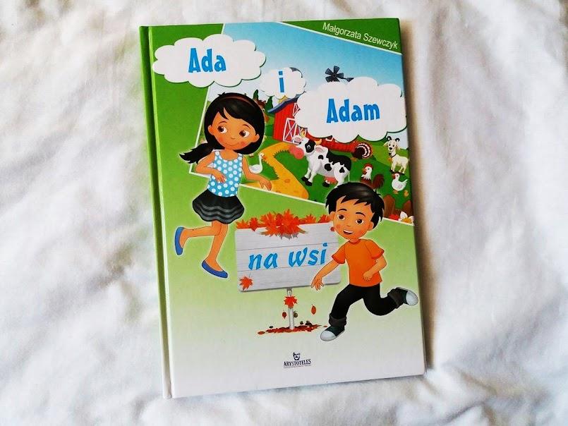 Ada i Adam na wsi - Małgorzata Szewczyk