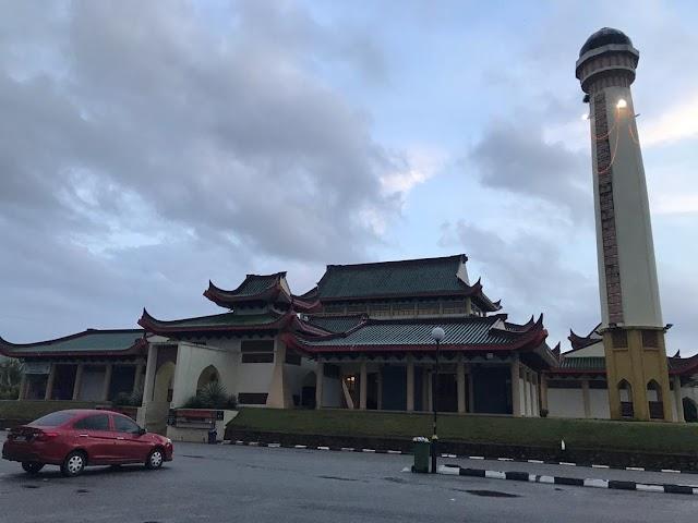 Masjid Beijing di Rantau Panjang