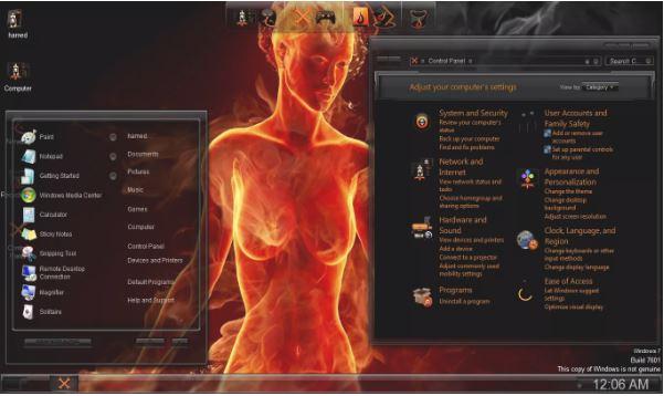 skin pack untuk windows 7