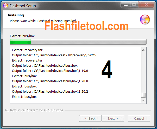 Sony Xperia Flash Tool usb driver Installation [instructions]