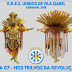 Fantasias da Vila Isabel para o carnaval 2018