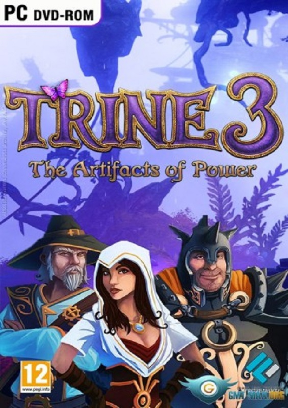 Trine 3 The Artifacts Of Power ESPAÑOL PC Full Cover Caratula