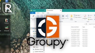 Stardock Groupy 1 17-Free software downloads for Windows