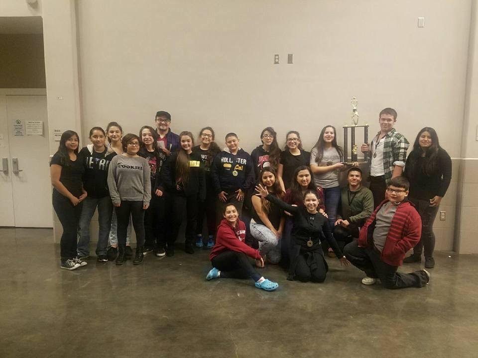 Eagle Pass ISD - iVision: Memorial Junior High One Act Play