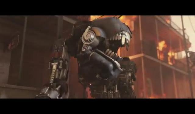 First screenshot from Wolfenstein II: The New Colossus 2nd gameplay trailer