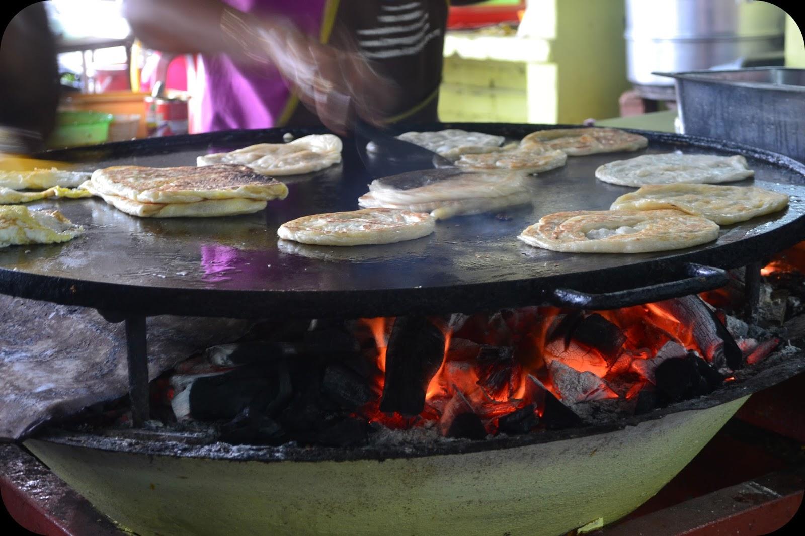 Image Result For Roti Canai Kayu Arang