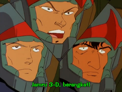 MS Gundam ZZ Episode 38 Subtitle Indonesia