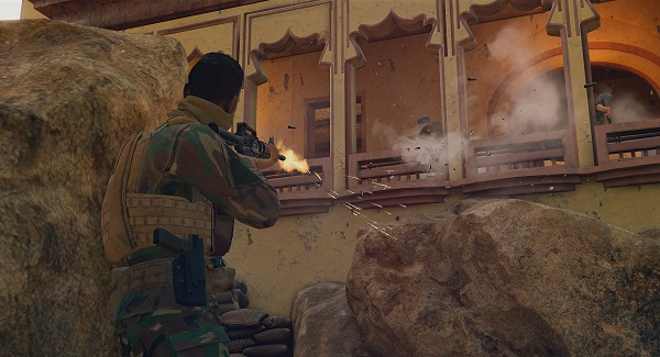 Insurgency: Sandstorm Gameplay