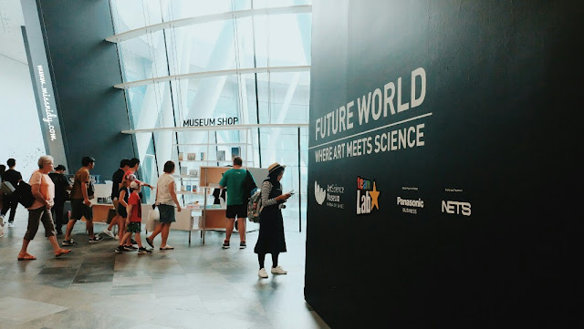 future world : where art meets science