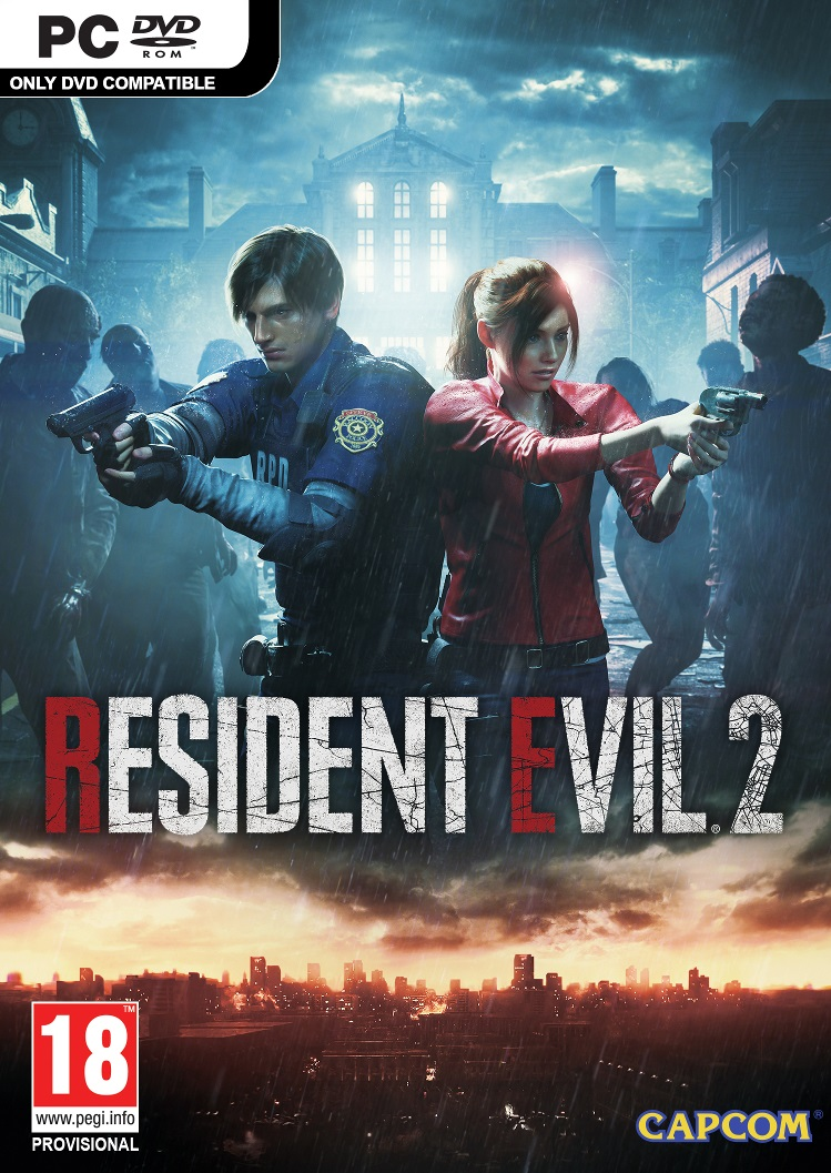 Resident Evil 2 PC ESPAÑOL + Crackfix (CODEX) 1