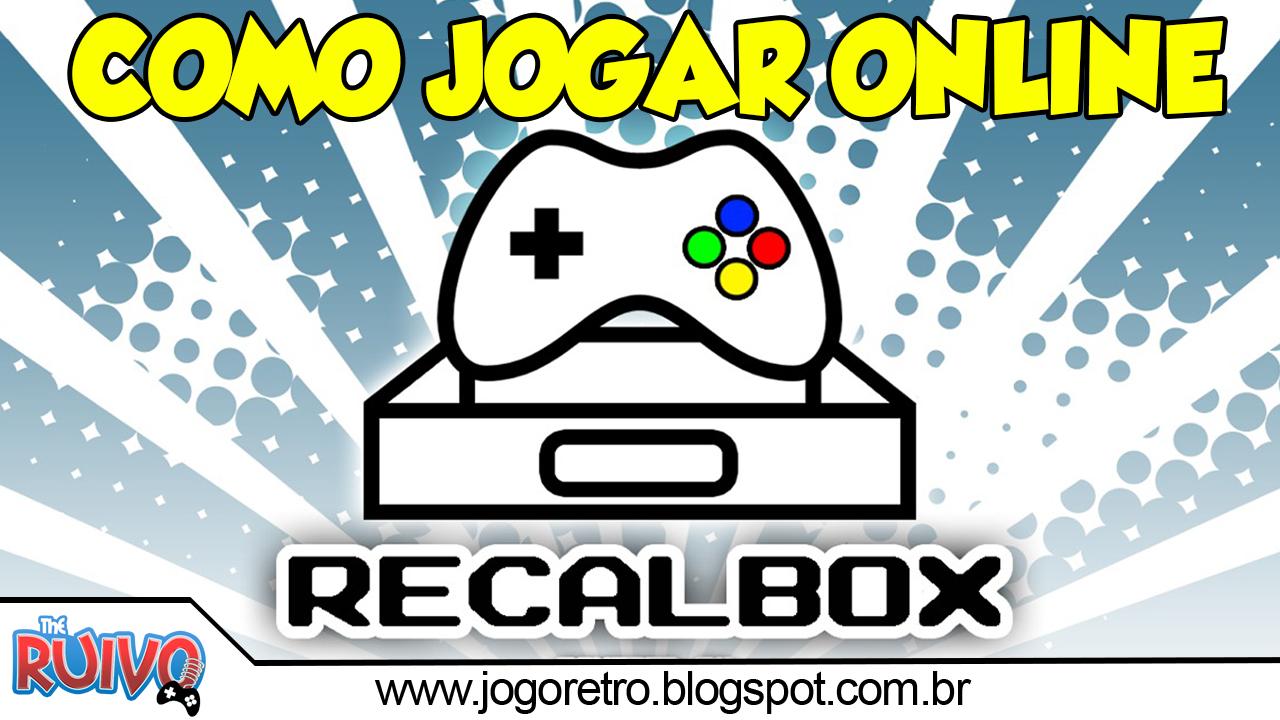 Raspberry Pi - Como JOGAR ONLINE no RECALBOX NETPLAY ~ Blog
