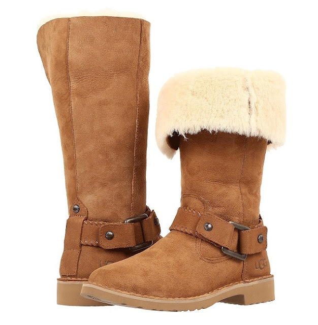 6PM: UGG Braiden Boots - 56% off + Free Shipping!