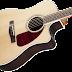 Cửa Hàng Bán Đàn Guitar Fender CD-320ASRWCE with Case ở Tphcm