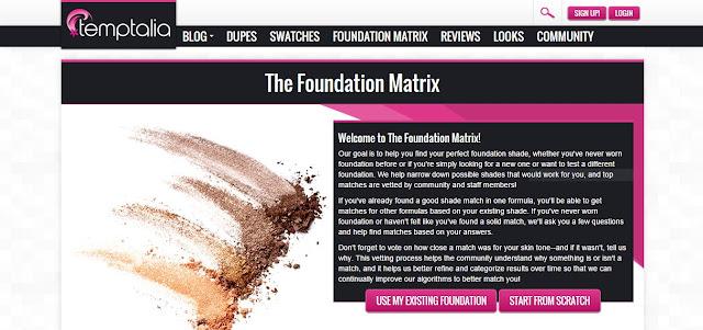 the foundation matrix review