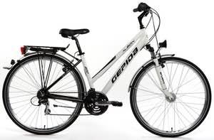 Stolen Bicycle - Gepida Albion Hybrid