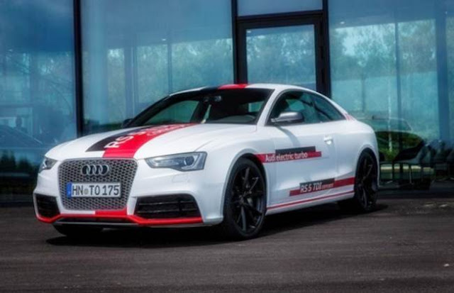 2017 Audi RS5 TDI Redesign