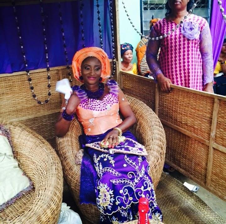 Henry Odigwe's Blog: Ini Edo Shares Amazing Photos From