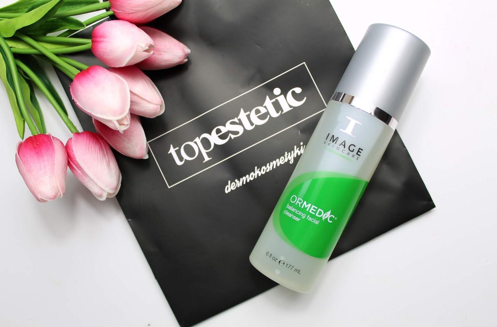 Image Skincare Balancing Facial Cleanser - Delikatny preparat oczyszczający