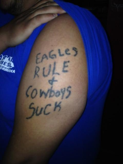 eagles suck cowboys rule - photo #8