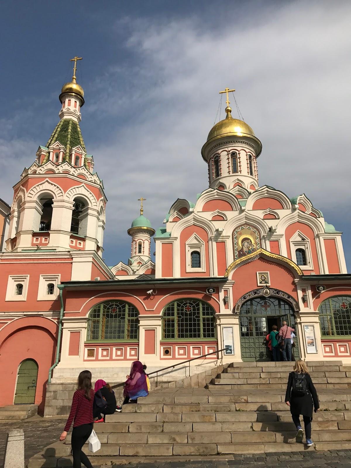 Catedral de Kazan de Moscou