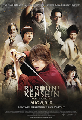 Download Film Rurouni Kenshin (2012) BluRay 720p Subtitle Indonesia