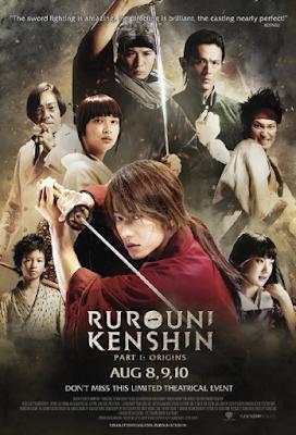Download Film Rurouni Kenshin (2012) BluRay 720p Subtitle Indonesia