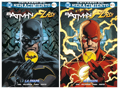 Batman/Flash: La chap