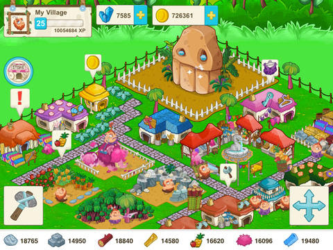 Tiny Village Game Apps For Laptop, Pc, Desktop Windows 7, 8, 10, Mac Os X