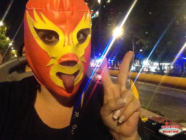 Dia 7: Cidade do México (México) - Lucha Libre