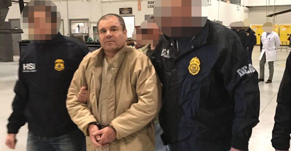 Estados Unidos dice que tiene miedo de que Narcos se camuflen de reporteros en juicio del Chapo