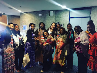 Professora Vanille Pessoa do campus de Cuité representou a UFCG no CONBRAN 2016