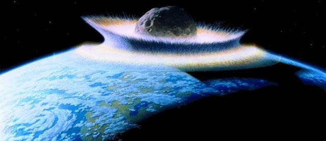 Segundo a NASA, fomos atingidos por um grande meteoro um dia