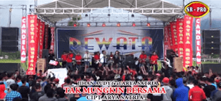 Lirik Lagu Tak Mungkin Bersama - Jihan Audy Ft Arya Satria