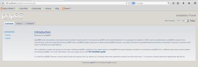 Cara mudah Membuat Forum Menggunakan CMS php di linux mint
