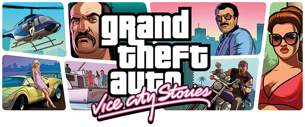 Grand Theft Auto (GTA) Vice City Stories Apk PSP ISO+CSO Game Free