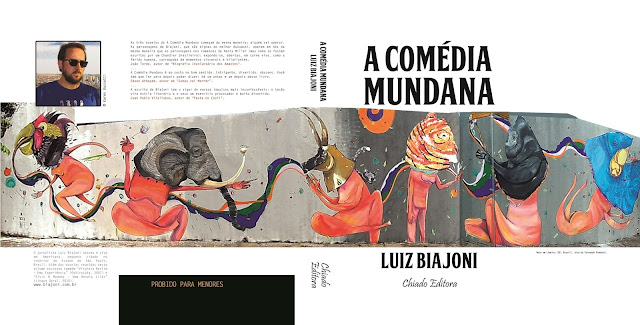 A comédia mundana, de Luiz Biajoni