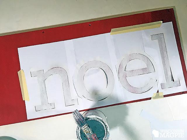 Noel sign