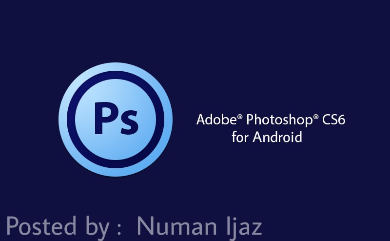 How to download Photoshop CS6 on android Urdu/hindi | Numan