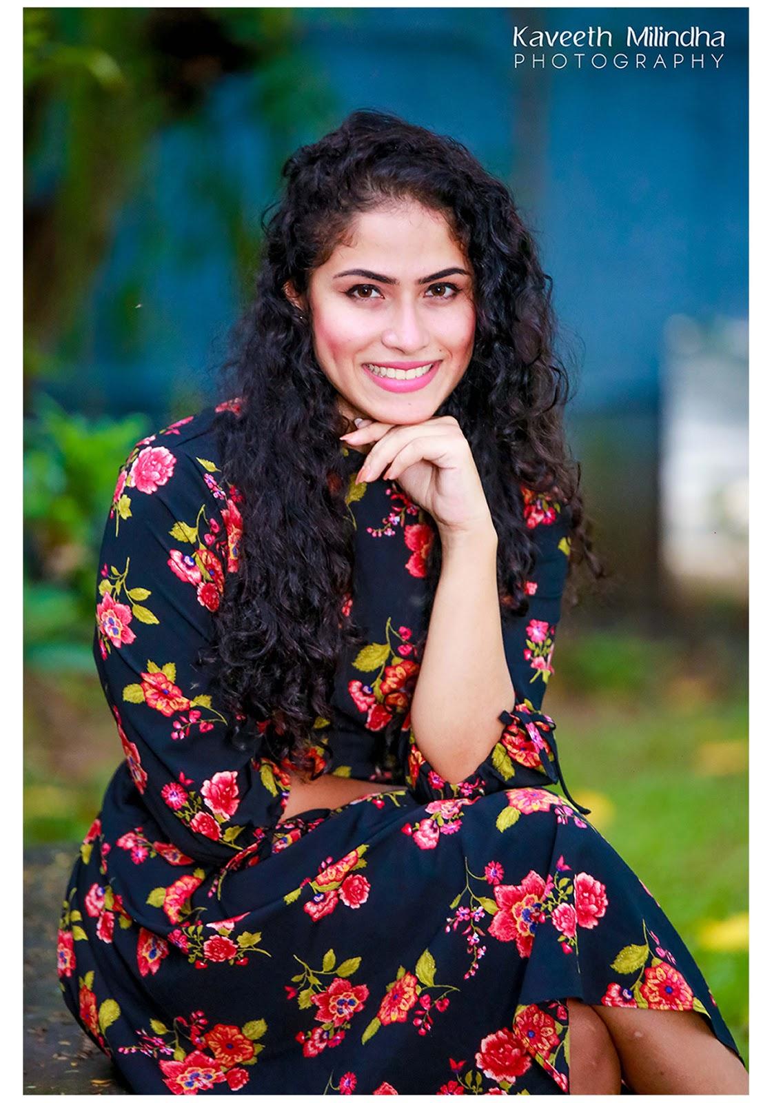 Sandani Fernando photoshoot 2019   CeylonFace - Actress